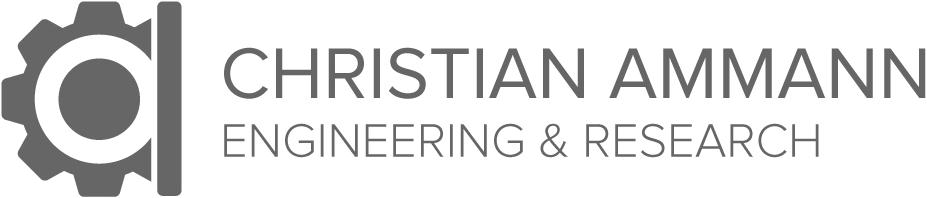 Christian Ammann - Engineering and Research